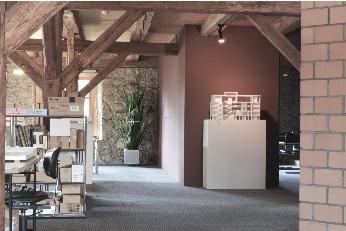 Antoniol huber partner architekten bsa sia frauenfeld - Architekturburo huber ...